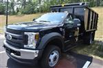 2018 F-550 Regular Cab DRW 4x4,  Switch N Go Landscape Dump #N7388 - photo 1