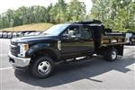 2018 F-350 Super Cab DRW 4x4,  Reading Dump Body #N7396 - photo 1