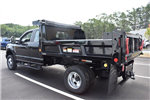 2018 F-350 Super Cab DRW 4x4,  Reading Dump Body #N7397 - photo 1