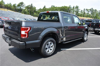 2018 F-150 SuperCrew Cab 4x4,  Pickup #N7405 - photo 4