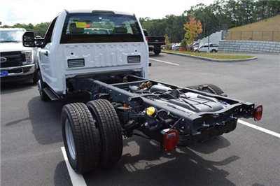 2018 F-350 Regular Cab DRW 4x4,  Cab Chassis #N7435 - photo 2