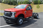 2018 F-350 Regular Cab DRW 4x4,  Cab Chassis #N7436 - photo 1