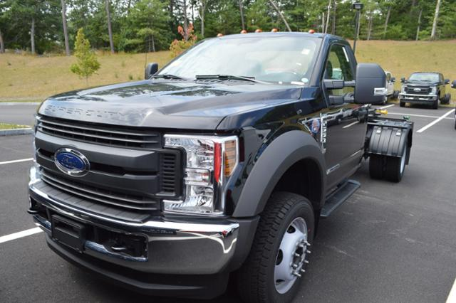 2018 F-550 Regular Cab DRW 4x4,  Roll-Off Body #N7439 - photo 1