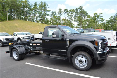 2018 F-550 Regular Cab DRW 4x4,  Roll-Off Body #N7439 - photo 3