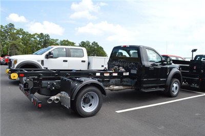 2018 F-550 Regular Cab DRW 4x4,  Roll-Off Body #N7439 - photo 4