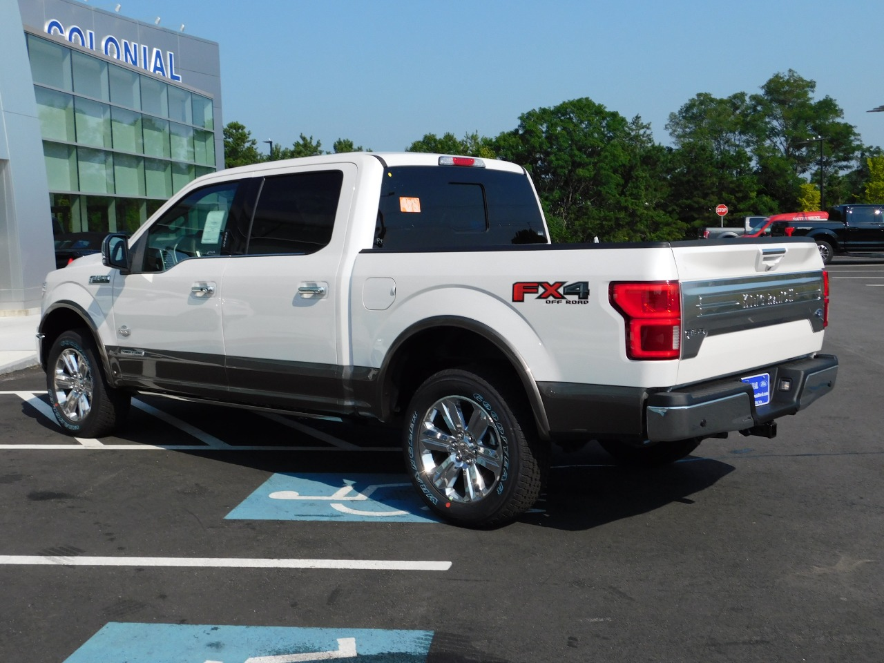 2018 F-150 SuperCrew Cab 4x4,  Pickup #N7476 - photo 4