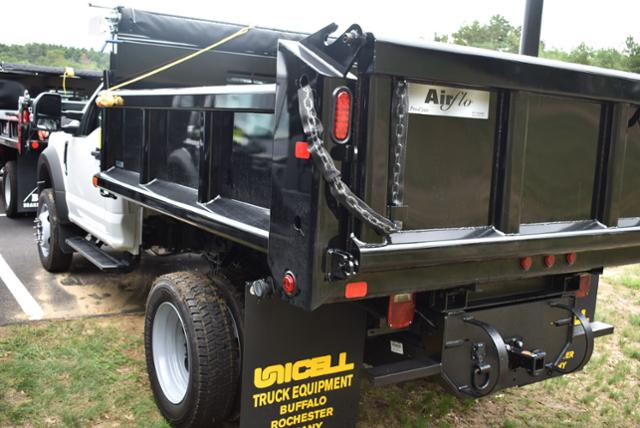 2019 F-550 Regular Cab DRW 4x4,  Air-Flo Dump Body #N7482 - photo 3
