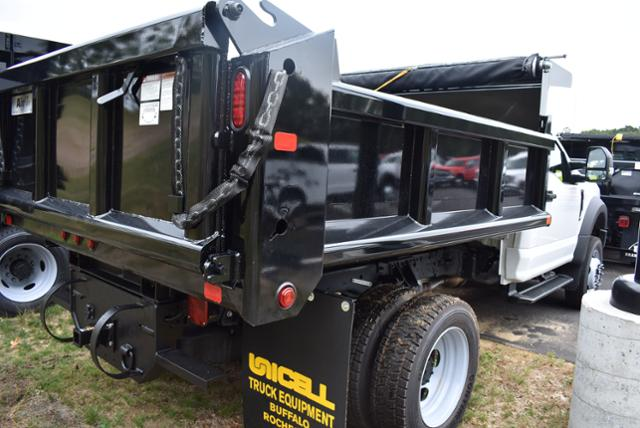 2019 F-550 Regular Cab DRW 4x4,  Air-Flo Dump Body #N7482 - photo 2