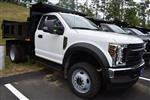 2019 F-550 Regular Cab DRW 4x4,  Air-Flo Dump Body #N7482 - photo 1