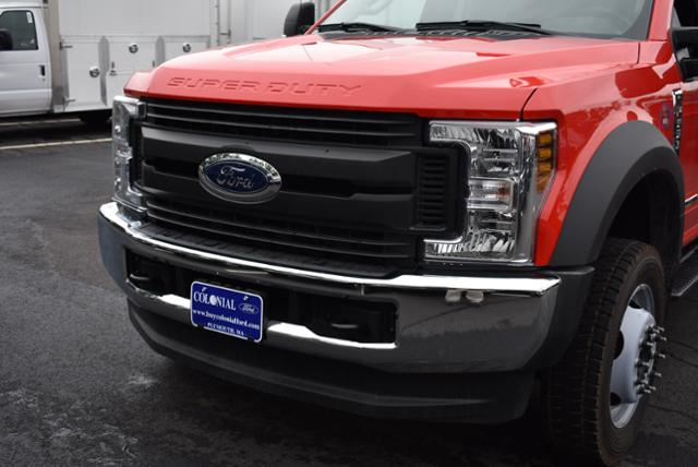 2018 F-550 Super Cab DRW 4x4,  Reading Service Body #N7551 - photo 4