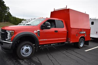 2018 F-550 Super Cab DRW 4x4,  Reading Panel Service Body #N7551 - photo 1
