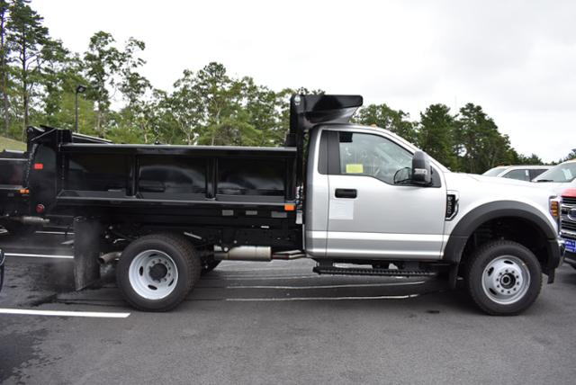 2019 F-550 Regular Cab DRW 4x4,  Air-Flo Dump Body #N7555 - photo 2