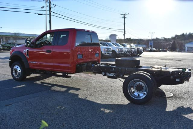 2019 F-550 Super Cab DRW 4x4,  Cab Chassis #N7994 - photo 2
