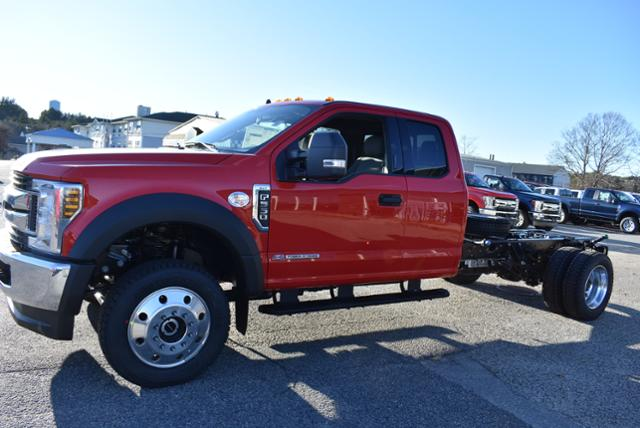 2019 F-550 Super Cab DRW 4x4,  Cab Chassis #N7994 - photo 1