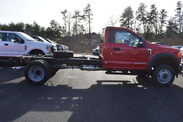 2019 F-550 Regular Cab DRW 4x4,  Cab Chassis #N8072 - photo 4