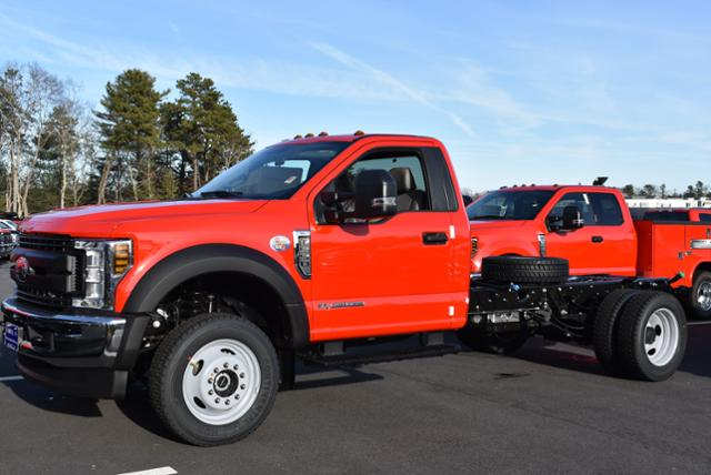2019 F-550 Regular Cab DRW 4x4,  Cab Chassis #N8072 - photo 1