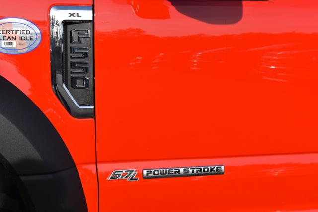 2019 F-550 Regular Cab DRW 4x4,  Cab Chassis #N8072 - photo 6