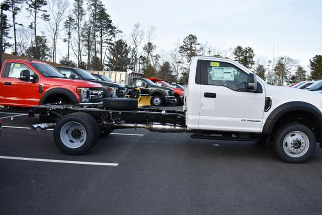 2019 F-550 Regular Cab DRW 4x4,  Cab Chassis #N8077 - photo 3