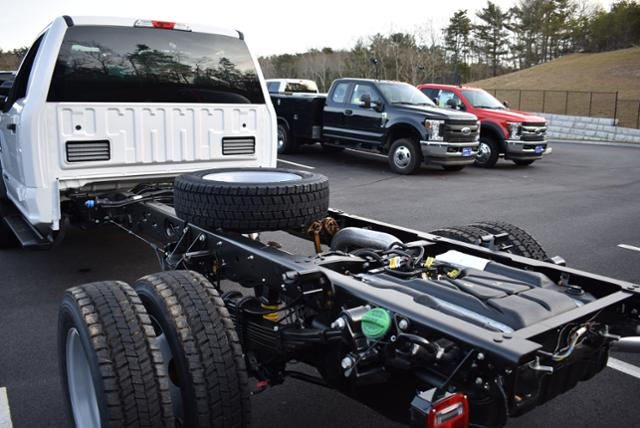 2019 F-550 Regular Cab DRW 4x4,  Cab Chassis #N8077 - photo 2