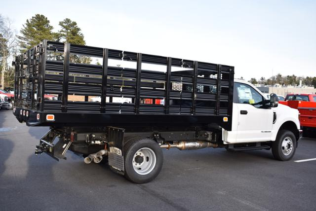 2019 F-350 Regular Cab DRW 4x4,  Knapheide Stake Bed #N8105 - photo 3