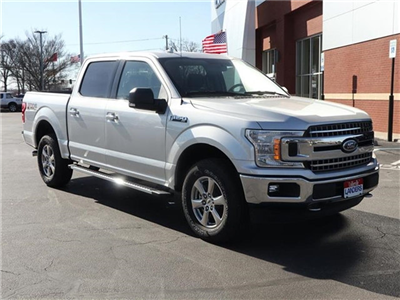 2018 F-150 SuperCrew Cab 4x4,  Pickup #18T0001 - photo 3