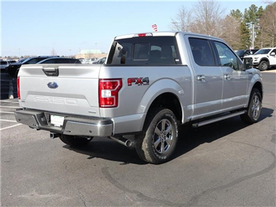 2018 F-150 SuperCrew Cab 4x4,  Pickup #18T0001 - photo 2