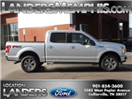 2018 F-150 SuperCrew Cab 4x4,  Pickup #18T0001 - photo 1