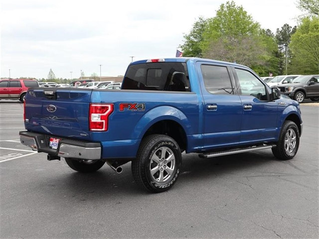 2018 F-150 SuperCrew Cab 4x4,  Pickup #18T0373 - photo 2