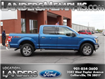 2018 F-150 SuperCrew Cab 4x4,  Pickup #18T0373 - photo 1