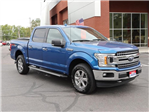 2018 F-150 SuperCrew Cab 4x4,  Pickup #18T0373 - photo 3