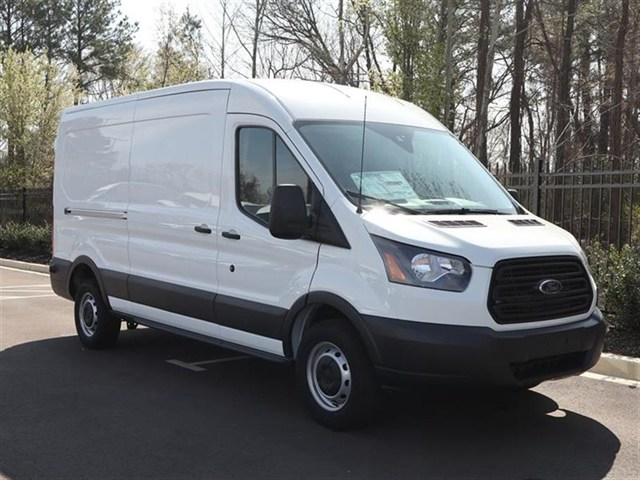2018 Transit 250 Med Roof 4x2,  Empty Cargo Van #18T0374 - photo 3