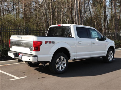 2018 F-150 SuperCrew Cab 4x4,  Pickup #18T0610 - photo 2