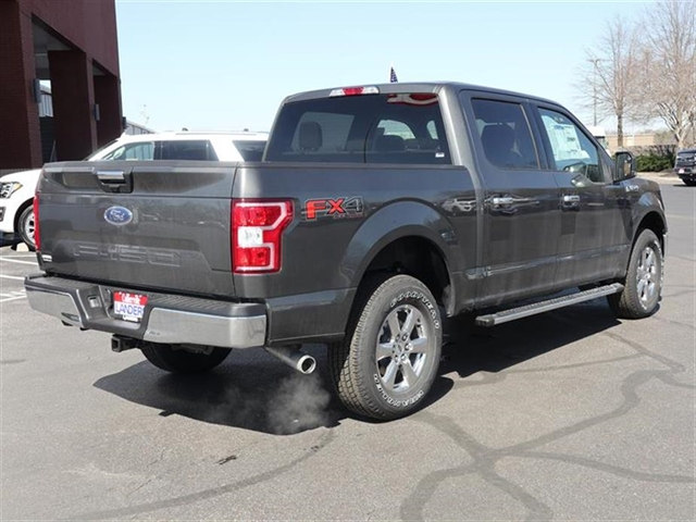 2018 F-150 SuperCrew Cab 4x4,  Pickup #18T0625 - photo 2