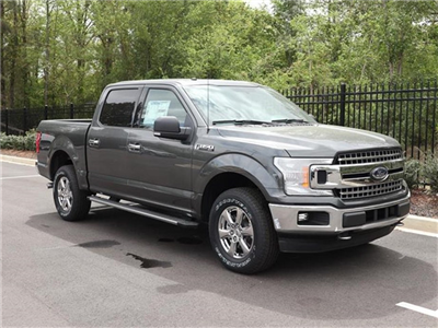 2018 F-150 SuperCrew Cab 4x4,  Pickup #18T0769 - photo 3