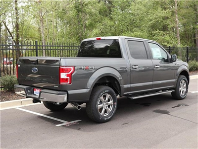 2018 F-150 SuperCrew Cab 4x4,  Pickup #18T0769 - photo 2