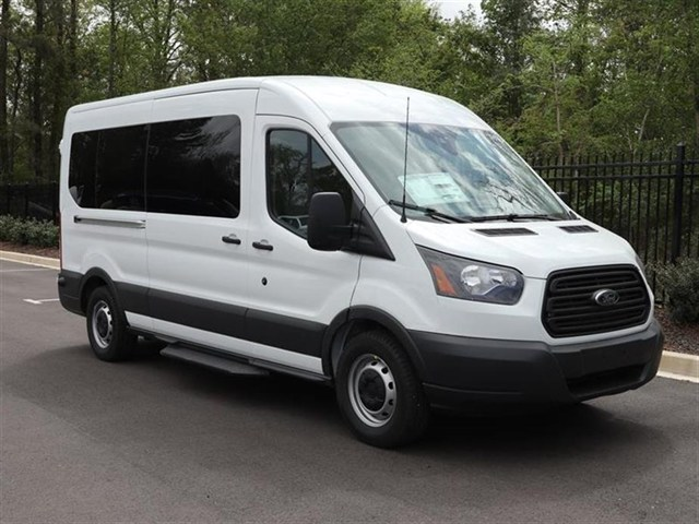 2018 Transit 350 Med Roof,  Passenger Wagon #18T0917 - photo 3