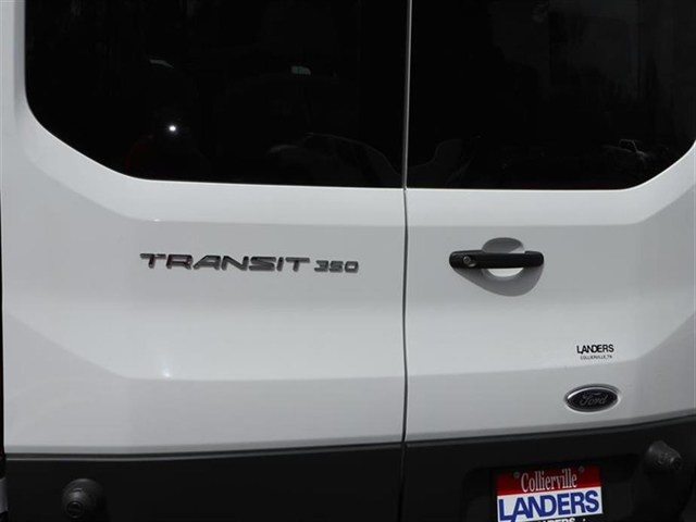 2018 Transit 350 Med Roof 4x2,  Passenger Wagon #18T0927 - photo 4