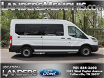 2018 Transit 350 Med Roof,  Passenger Wagon #18T0927 - photo 1