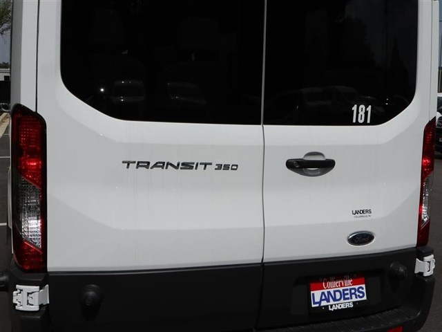 2018 Transit 350 Med Roof 4x2,  Passenger Wagon #18T0938 - photo 4