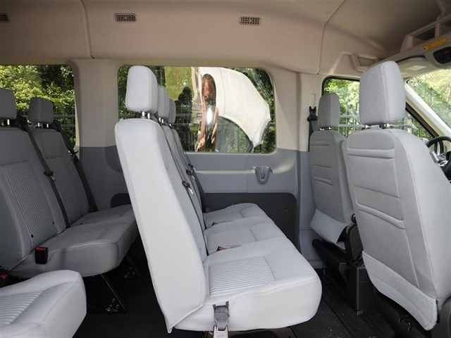2018 Transit 350 Med Roof 4x2,  Passenger Wagon #18T0938 - photo 6