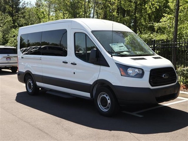 2018 Transit 350 Med Roof,  Passenger Wagon #18T0941 - photo 3