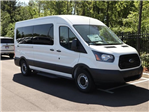 2018 Transit 350 Med Roof 4x2,  Passenger Wagon #18T0941 - photo 3