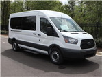 2018 Transit 350 Med Roof,  Passenger Wagon #18T0942 - photo 3
