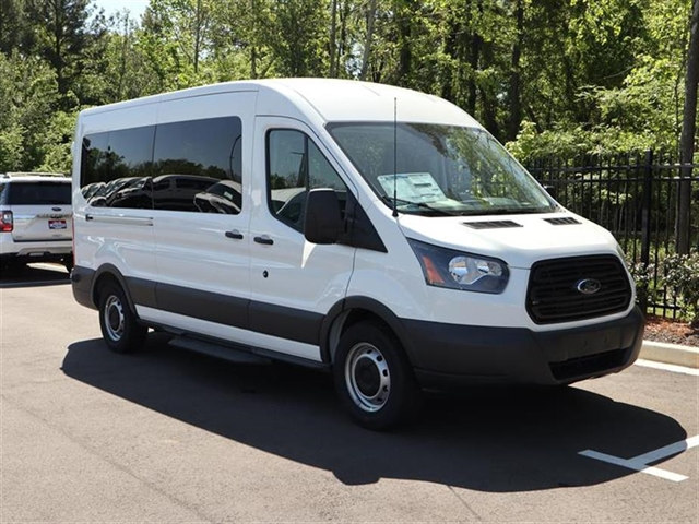2018 Transit 350 Med Roof,  Passenger Wagon #18T0953 - photo 3