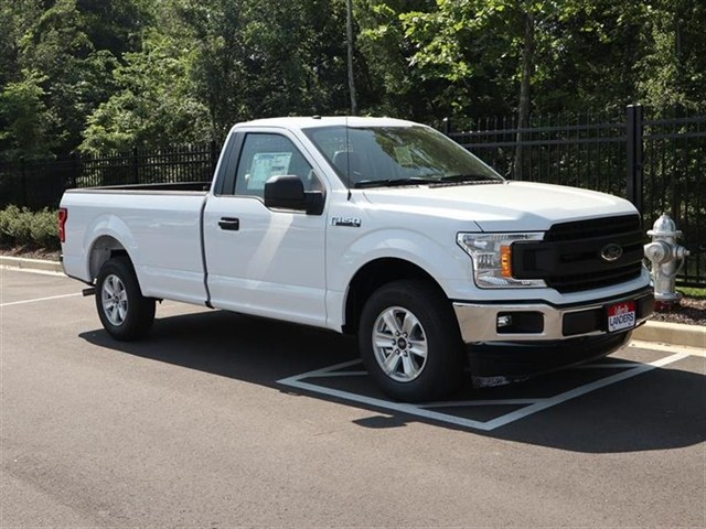 2018 F-150 Regular Cab 4x2,  Pickup #18T0964 - photo 3