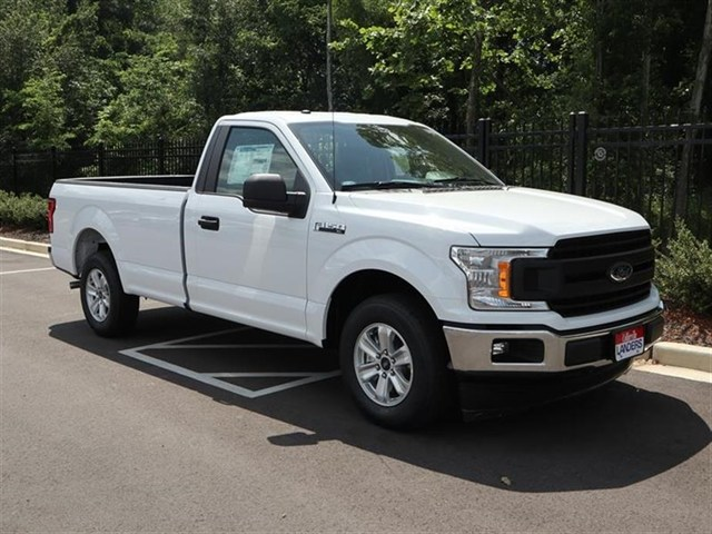 2018 F-150 Regular Cab 4x2,  Pickup #18T0977 - photo 3
