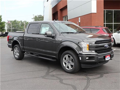 2018 F-150 SuperCrew Cab 4x4,  Pickup #18T1134 - photo 3