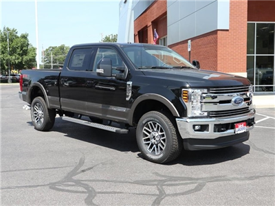 2018 F-250 Crew Cab 4x4,  Pickup #18T1160 - photo 3