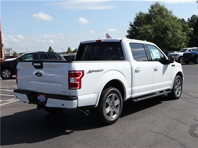 2018 F-150 SuperCrew Cab 4x2,  Pickup #18T1331 - photo 2