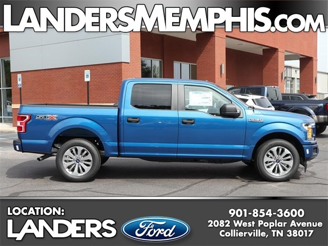 2018 F-150 SuperCrew Cab 4x2,  Pickup #18T1408 - photo 1